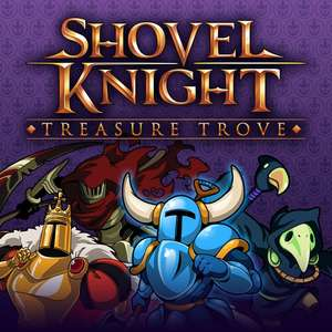 Shovel Knight Treasure Trove for Nintendo Switch 20% off! - £17.99