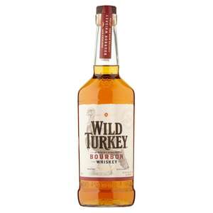 Wild Turkey 81 70cl - £15 at Morrisons