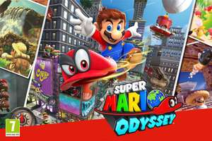 Free Nerf Events instore Sat 28th & Super Mario Odyssey Events instore Sat 28th / Sun 29th October @ Smyths Toys