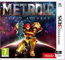 Metroid Samus Returns 3DS £29.99 new / £24.99 used at Grainger Games