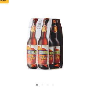 Brothers toffee apple 4 pack £3.79 at Aldi