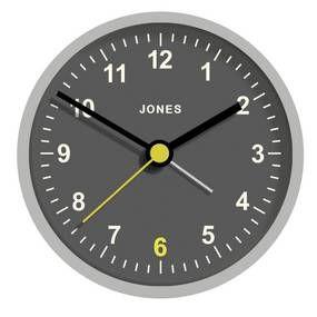 Alarm Clocks reduced to £1 / £1.25 @ Dunelm (c+c)