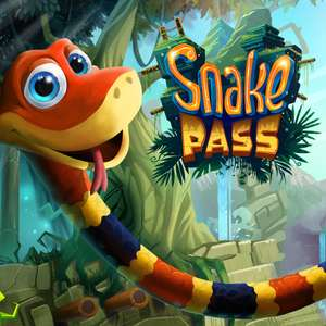 Snake Pass 50% off on Nintendo Eshop £7.99
