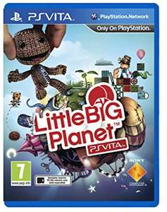 Used Little big planet  ps vita @ £6.00 in cex