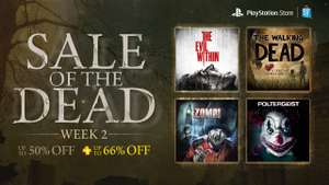 US PSN Sale of the Dead week 2