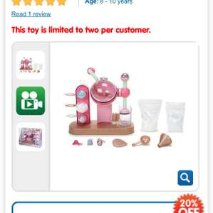 L.O.L. Surprise! Fizz Factory Playset Series 2  20% off  £23.99 @ The entertainer - Free c&c