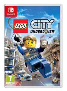 LEGO City Undercover on Nintendo Switch £24.85 @ Simply games