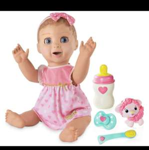 Luvabella Blonde Hair Doll IN STOCK  NOW in HAMLEYS £100