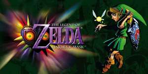 Wii U - The Legend Of Zelda: Majora's Mask - Halloween Sale @Nintendo estore (£6.29)