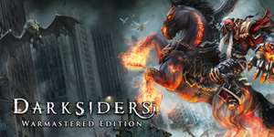 [Wii U] Darksiders Warmastered Edition - £5.99 / Darksiders II - £7.99 - Nintendo eShop (Nintendo Halloween Sale Listed)