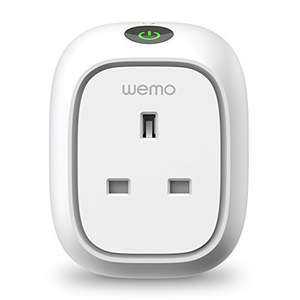 Belkin WeMo Insight Smart Switch £29.99 Amazon - Prime Exclusive