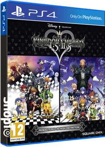 Kingdom Hearts HD 1.5 + 2.5 Remix £21.85 delivered @ shopto.com