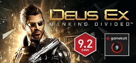 [Steam] Deus Ex: Mankind Divided - Free to Play (Until Thursday) - Steam