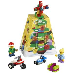 Free LEGO Christmas Set at Toys R Us when you spend £25 on LEGO (also possible free Star Wars figure or others)