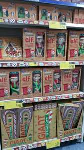Loads of elf stuff starting at £3.99 b&m instore (A boy or girl elf with reward kit and some accessories)
