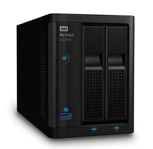 MY CLOUD EX2100 NAS (RECERTIFIED) 4TB £104.99 @ WD