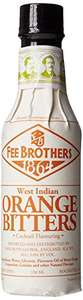 Fee Brothers West Indian Orange Bitters 15cl @ Amazon Prime £8.25 / £12.24 non-Prime