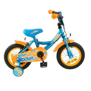 Childs 12 inch bike - £39.99 delivered @ Sports Direct