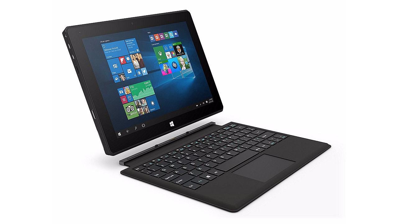 "Linx 10V32 10.1"" 2 in 1 Tablet with Keyboard Intel Atom x5-Z8300 2GB 32GB Windows 10 £169.99 @ Tesco"
