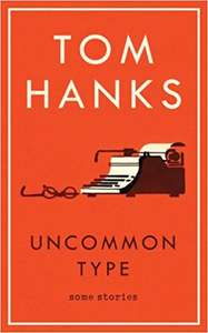 Tom Hanks Uncommon Type Hardback £8 with Free Home Delivery @ Tesco Direct (Amazon same price but free delivery for Prime Members only)