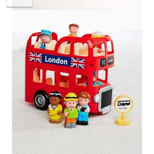 Happyland London bus £15.99 (Prime) / £20.74 (non Prime) at Amazon