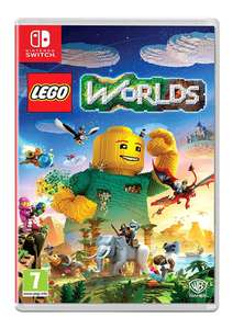 Lego Worlds on Nintendo Switch £17.85 - Simply Games