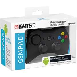 EMTEC GEM Pad Wireless (bluetooth) Gamepad BT F500 - £4 @ Game