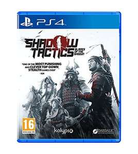 Shadow Tactics: Blades of the Shogun (PS4) £22.99 Delivered @ Amazon (Price match of Argos)