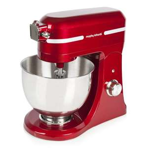 Morphy Richards 400007 Stand Mixer + Accs £112.99 - The hut