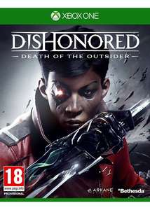 Dishonored 2- Death Of The Outsider (Xbox One) £11.75 Delivered @ Base