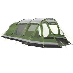 A high quality Outwell 5 man Family tent. £240 with 20OFF code plus possible 6% quidco at Blacks