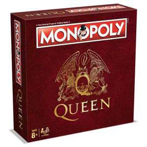 Monopoly - Queen Edition - £23.99 *Now £22.99* @ IWOOT