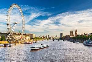 3* or 4* London Stay, Breakfast & 3-Course Dinner £79pp / £158 @ Zizzi with  wowcher