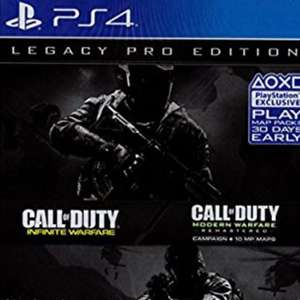 Call of Duty Infinite warfare legacy pro edition  £34.50 Sold by GAME_Outlet and Fulfilled by Amazon.