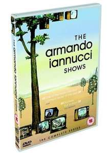 40% off all(most?) rare DVD/Blu-Ray e.g. The Armando Ianucci Shows was £3.92 now £2.35 @ Network on Air