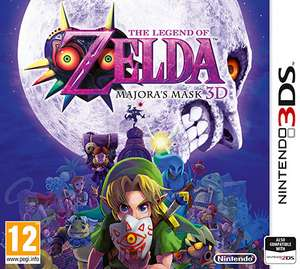 The Legend of Zelda: Majora's Mask 3D £26.66 - Nintendo Store