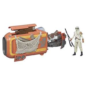 Star Wars Rey's Speeder (Jakku) £6.99 Instore @ Home Bargains
