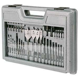 45 piece drill driver set £8.49 @ Screwfix C&C