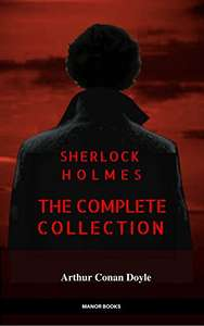 New Version - Sherlock Holmes: The Complete Collection (Book Center) Kindle Edition  - Free Download @ Amazon