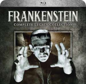 Frankenstein and Wolf Man Universal Legacy Blu-ray boxsets - £11.99 delivered @ Zavvi