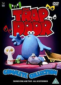 Trap Door Complete Series 1&2 DVD £3.00 @ Amazon (w/Prime / £5.98 without)