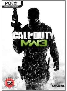 Call of Duty: Modern Warfare 3 (steam) - £3.79 @ cdkeys