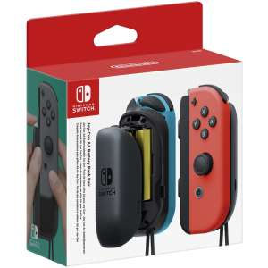 Nintendo Switch Joy-Con AA Battery Pack Accessory Pair - £20.45 @ Amazon