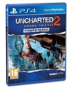 [PS4] Uncharted 2 : Among Thieves Remastered - £4.99 (Pre-owned) - Grainger Games