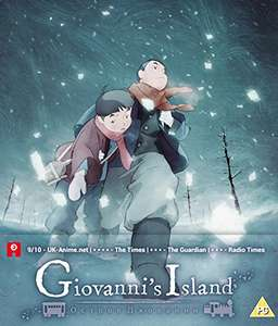 Giovanni's Island Ultimate Edition - £19.99 Prime / £21.98 non Prime - Sold by Home Entertainment Online and Fulfilled by Amazon