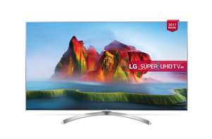 "LG 49SJ810V 49"" Smart 4K Ultra HD HDR LED TV - £649 @ Currys"