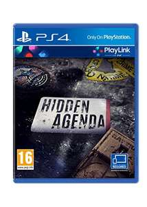 Hidden Agenda (PS4) / Knowledge is power (PS4) £12.49 each @ Base