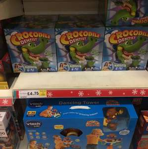 Crocodile Dentist £4.75 @ Tesco - Gallows corner