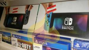 Nintendo Switch - £200 - Asda Bishopbriggs