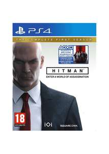 Hitman - The Complete First Season Standard Edition (PS4) £18.99 @ Base